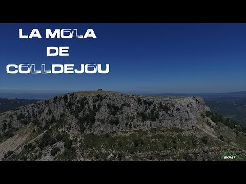LA MOLA DE COLLDEJOU - DRONE DJI