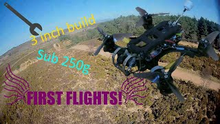 3-inch quad: build & first flights | FPV Freestyle