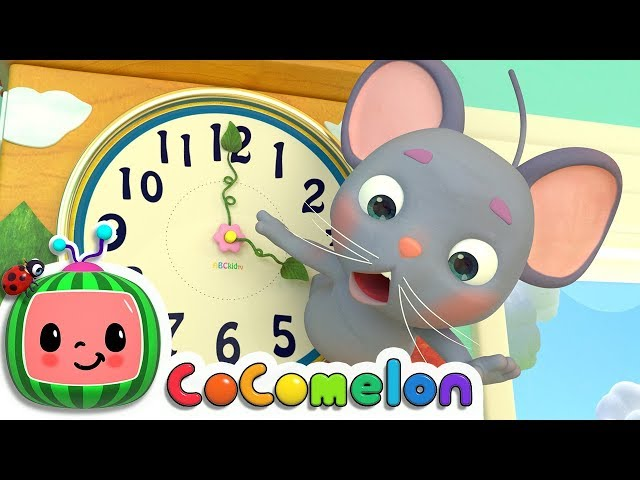 Hickory Dickory Dock | CoCoMelon Nursery Rhymes & Kids Songs