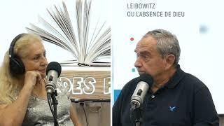Aufildespages#17 - Daniel Horowitz, premier volet d'entretien