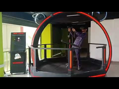 Sky Walk Vr Arcade Game Machine