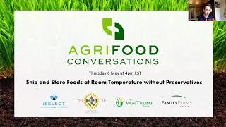 Tecnología de alimentos IXON: envíe y almacene alimentos a temperatura ambiente, sin conservantes