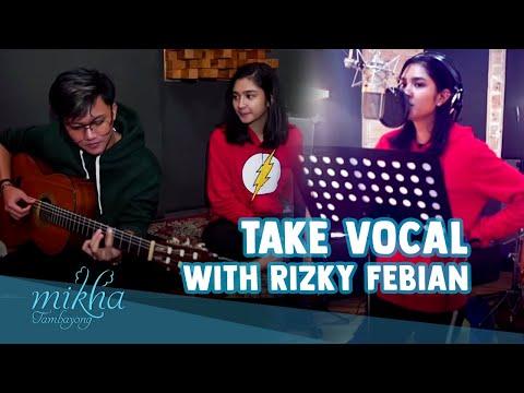 Take Vocal session Berpisah itu Mudah  #VAM09
