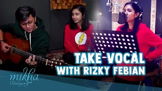 Take Vocal Session Berpisah Itu Mudah Vam09