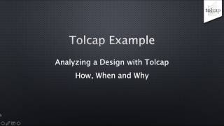 Thumbnail image for the Tolcap Example video