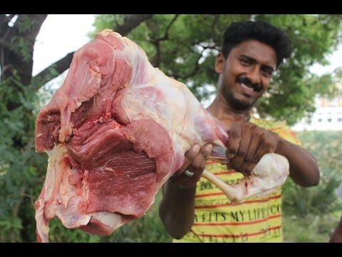 BEEF LEG PIECE Gravy making my village / VILLAGE FOOD FACTORY