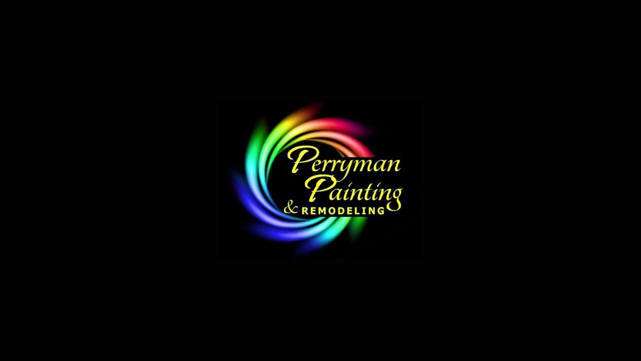 Perryman Painting Remodel Video