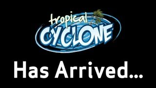 preview picture of video 'Tropical Cyclone at Elveden Forest'