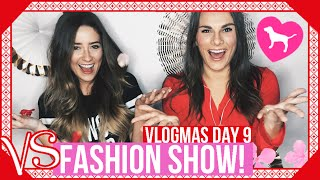 VS FASHION SHOW PARTY!!! ❆ Day 9 ❆ Caitlin Bea