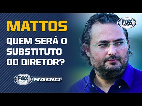PASCOAL APONTA O NOME MAIS COTADO PARA SUBSTITUIR MATTOS NO PALMEIRAS: