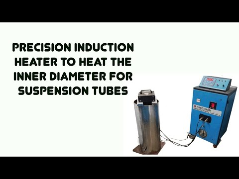 Induction Heater For Bearing Removal