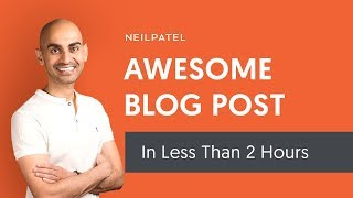 5 Tips For Writing An Awesome Blog Post