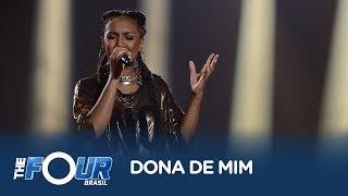 Nega Mostra Atitude Ao Encerrar O The Four Brasil Com Dona De Mim, De Iza