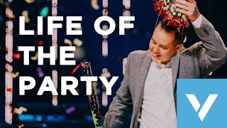 Life of the Party | Paul Daugherty