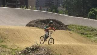 Тренировка на BMX треке ОН