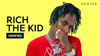 """Rich The Kid """"New Freezer"""" Official Lyrics & Meaning 