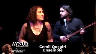 Aynur Doğan & Cemil Qoçgiri Ensemble - Delalê & Domamê - Turkey Now ! Festival 2012 - Holland