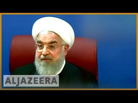 🇮🇷Iran's Rouhani remains defiant, calls the US president 'racist' l Al Jazeera English