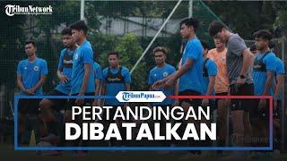Pertandingan Timnas Indonesia U-23 vs Tira Persikabo Dibatalkan Beberapa Jam sebelum Kick Off
