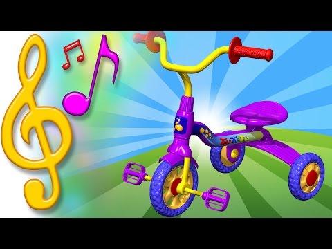 Canciones para niños en ingles con TuTiTu | Triciclo | Aprender inglés para niños y bebés