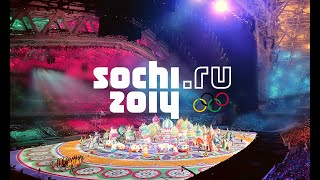 2014 Sochi Olympic Opening Ceremony