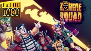 Zombie Squad: A Strategy Rpg Game Review 1080P Official Dedalord Role Playing 2016