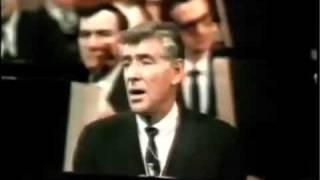 Leonard Bernstein playing rock music