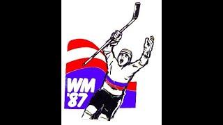 "СССР - Sweden 1987-05-01 HWC""87 Final round"