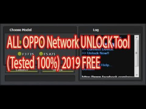 Video All Oppo Network Unlock Tool (tested 100%) 2019 Free Berita