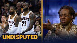 <b>Lil Wayne</b> On Kyrie Leaving LeBron And The Cavs You Gotta Do What You Wanna Do  UNDISPUTED
