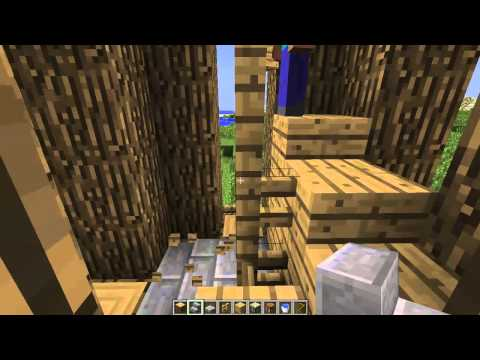 How To Build A 16x16 Minecraft House With Style Minecraft