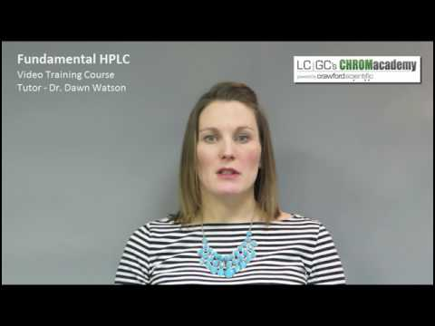 Fundamental HPLC Video Training Course Overview - YouTube