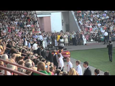 Фото: Самое масштабное видеоселфи Филиппа Киркорова в Гомеле