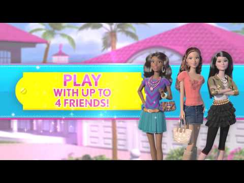 Видео № 0 из игры Barbie Dreamhouse Party [3DS]