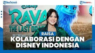 Penyanyi Raisa Akan Pamer Keberhasilan Berkolaborasi dengan Disney Indonesia kepada Putrinya