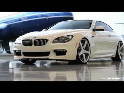 BMW F13 6 Series 650i on 22