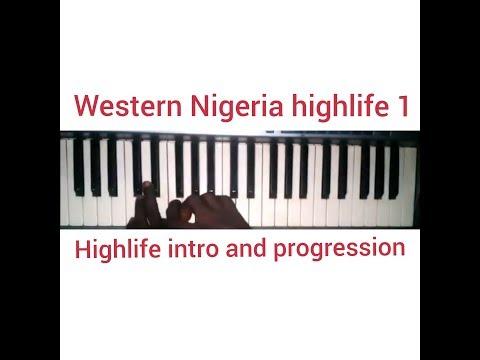 How to play Nigerian highlife praise (Iwo ni ko logo ye)