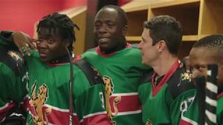 Kenyan hockey team laces up with NHL stars