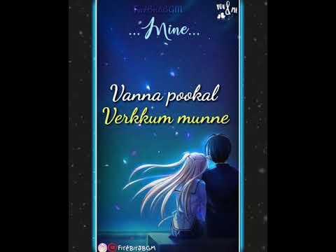 Nela varum naeram song from Majnu ||Whatsapp status song||