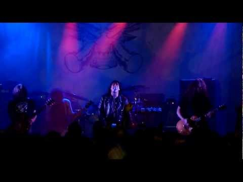 Monster Magnet - Black Mastermind - Live Manchester Academy 24 Nov 2012