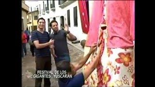 Festival de los Gigantes Yuscaran