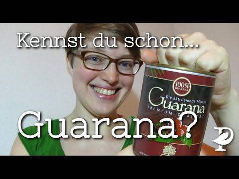 Kennst du schon..? Guarana