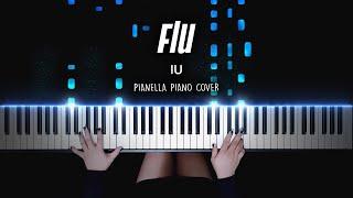 IU - Flu   Piano Cover by Pianella Piano