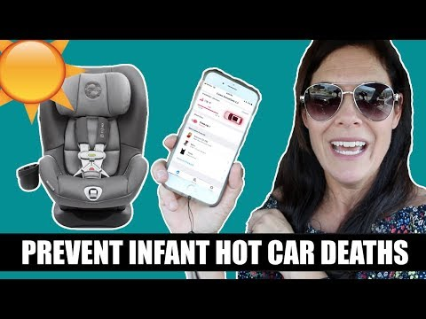 CYBEX Sirona M with Sensorsafe 2.0 Convertible Car Seat Review | Smart Car Seats