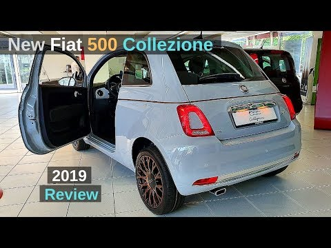 New Fiat 500 Collezione 2019 Review Interior Exterior