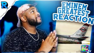 GREATEST x EMINEM | WHERE ARE THE HATERS NOW? | REACTION