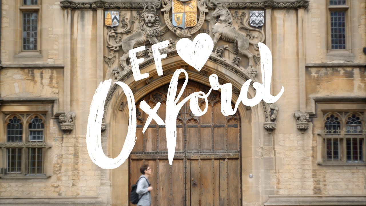 EF ❤ Oxford
