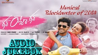 Official Full Songs Juke Box-Run Raja Run
