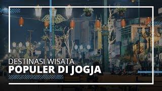 Wisata di Jogja untuk Liburan Akhir Pekan, Belanja di Malioboro hingga Sensasi Jeep Merapi