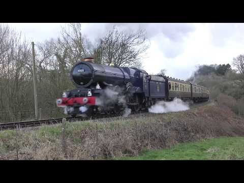 The Severn Valley Railway Spring Steam Gala - Friday 16th Ma…
